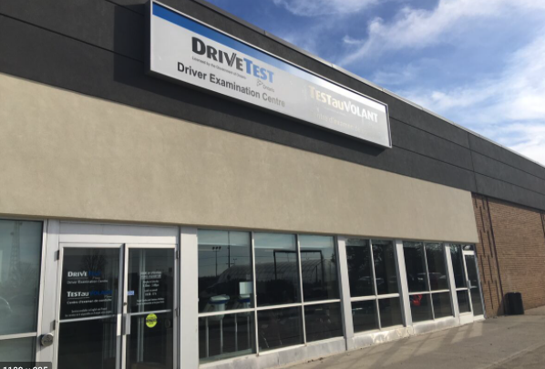 Drive test centre london ontario